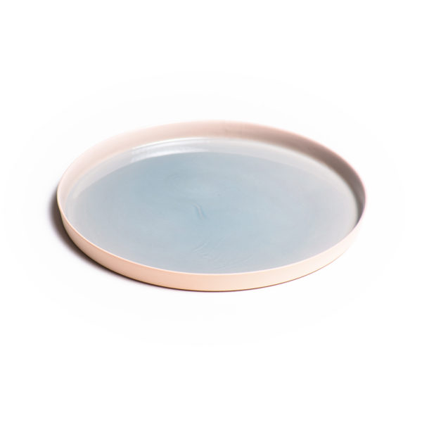 Soft Pink Plate