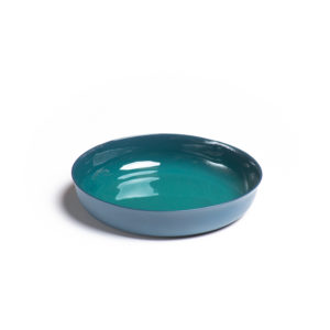 Blue – Green Deep Plate