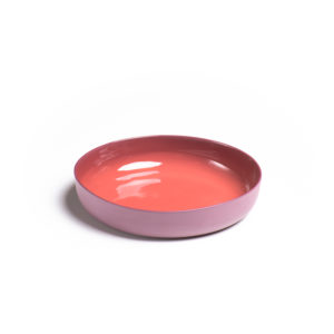 Purple – Red Deep Plate