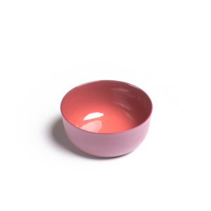 Purple – Red Bowl