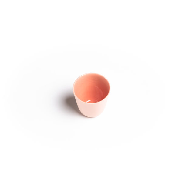 Soft Pink Espresso Cup