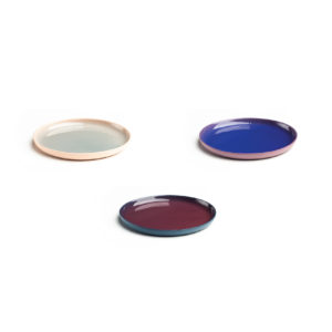 Set of Tiny Plates – Main Collection